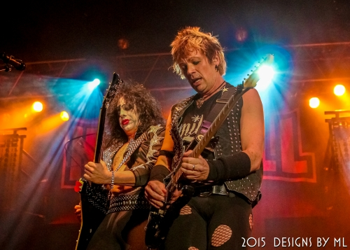 Hairball's 15th Anniversary show at the Myth Nightclub in Maplewood, MN